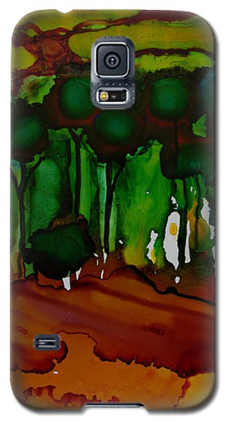 Exotic Landscape # 74 Galaxy S5 Case