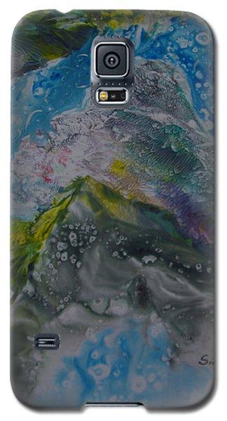 Exotic Landscape # 76 Galaxy S5 Case