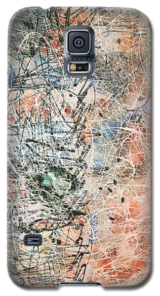 Galaxy S5 Case featuring the painting Exotic Nature  by Samimah Houston