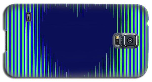 Expanding Heart 2 Galaxy S5 Case