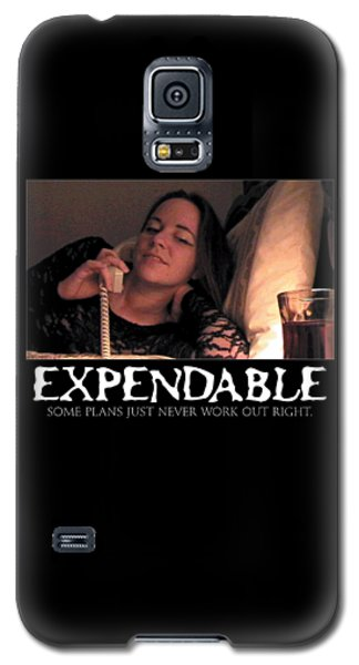 Expendable 5 Galaxy S5 Case
