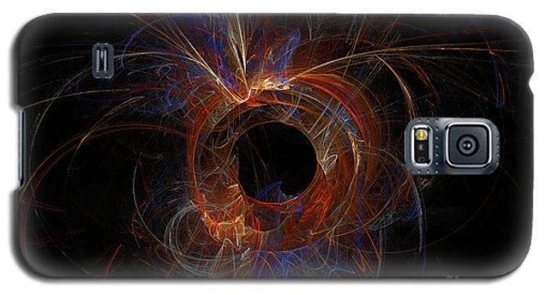 Experiment 9 Galaxy S5 Case by Geraldine DeBoer