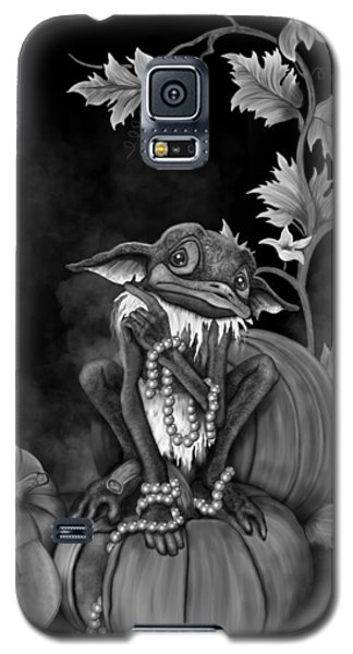 Explain Yourself - Black And White Fantasy Art Galaxy S5 Case