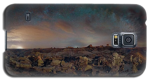 Exploring The Bisti Badlands Of New Mexico Galaxy S5 Case