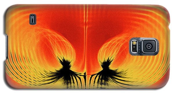 Explosive Eruption Galaxy S5 Case
