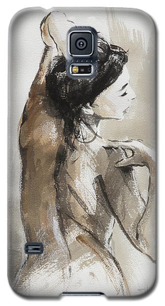 Nudes Galaxy S5 Case - Expression by Steve Henderson