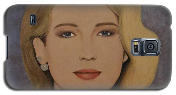 Exquisite - Jennifer Lawrence Galaxy S5 Case