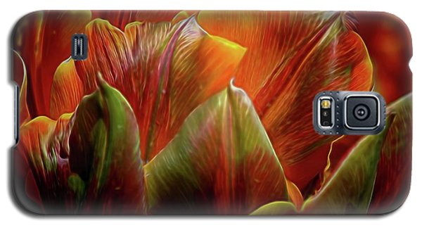 Extraordinary Passion Galaxy S5 Case by Diana Mary Sharpton