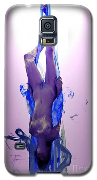 Galaxy S5 Case featuring the painting Extreme Visions by Tbone Oliver