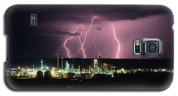 Exxon Lightning Galaxy S5 Case