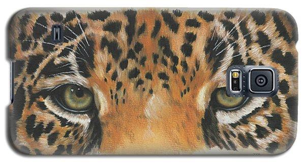 Jaguar Gaze Galaxy S5 Case