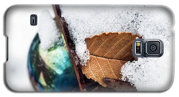 Eye Dk Galaxy S5 Case by Alana Thrower