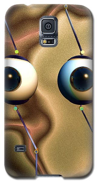 Eye Gestures Galaxy S5 Case