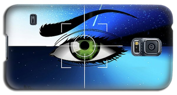 Eye In The Sky Galaxy S5 Case