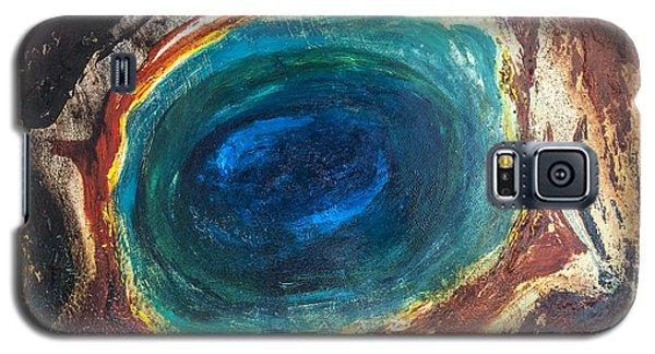 Eye Into The Earth Galaxy S5 Case