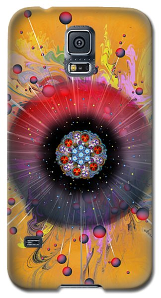 Eye Know Light Galaxy S5 Case by Iowan Stone-Flowers