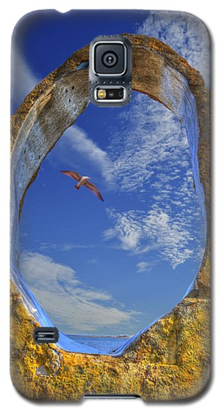 Eye Of Odin Galaxy S5 Case