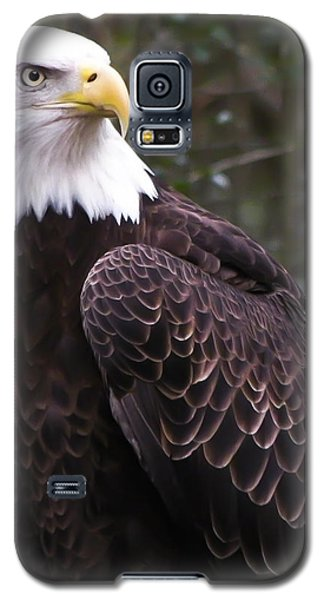 Eye Of The Eagle Galaxy S5 Case