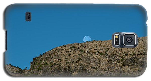 Eye Of The Mountain Galaxy S5 Case