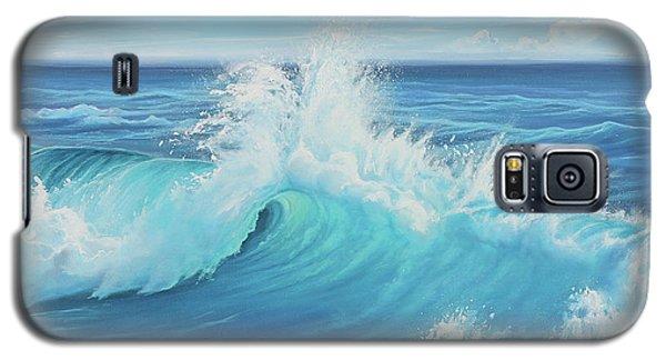 Eye Of The Ocean Galaxy S5 Case