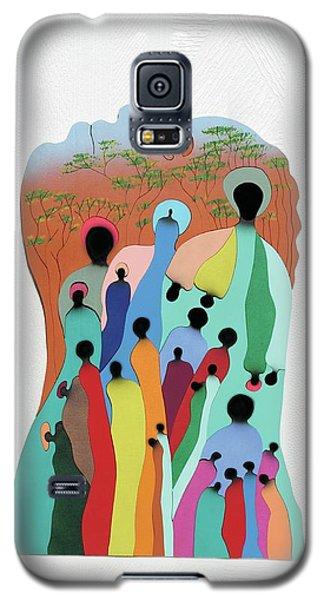 Eye Of The Spirit Galaxy S5 Case
