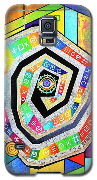 Eye Of The Storm Galaxy S5 Case by Jeremy Aiyadurai