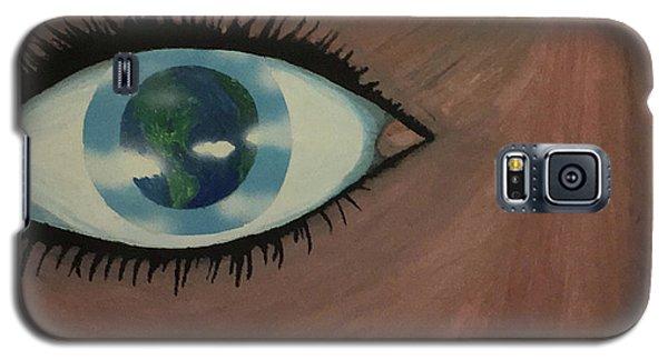 Eye Of The World Galaxy S5 Case