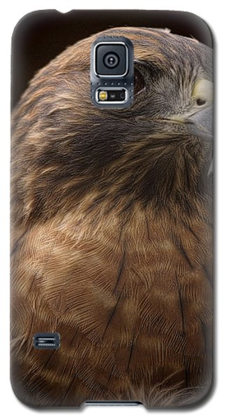 Galaxy S5 Case featuring the photograph Eye On You by Cheri McEachin