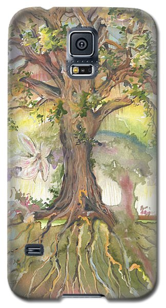 Eye See My Healing Tree Galaxy S5 Case