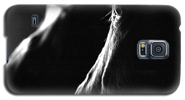 Galaxy S5 Case featuring the photograph Eye Squared by Angela Rath