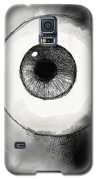 Eyeball Galaxy S5 Case