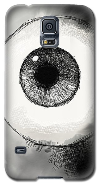 Eyeball Galaxy S5 Case