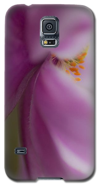Eyelashes Galaxy S5 Case