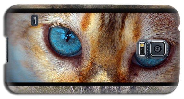 Eyes 1 Galaxy S5 Case