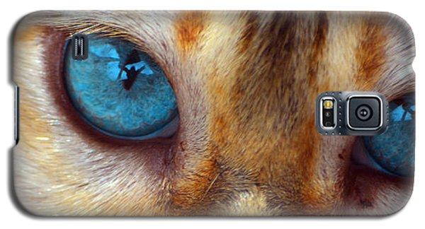 Eyes 1b Galaxy S5 Case