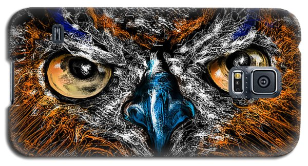 Eyes In The Night... Galaxy S5 Case