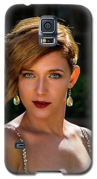 Eyes Like Crystal Galaxy S5 Case