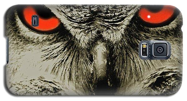 Aninimal Book: Owl Attack Galaxy S5 Cases | Fine Art America