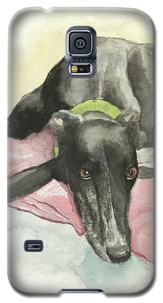 Eyes Of His Soul Galaxy S5 Case