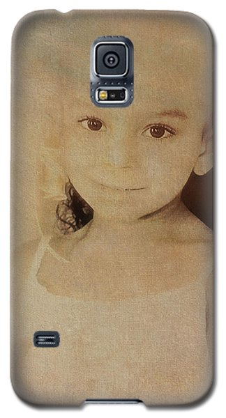 Innocent Eyes Galaxy S5 Case