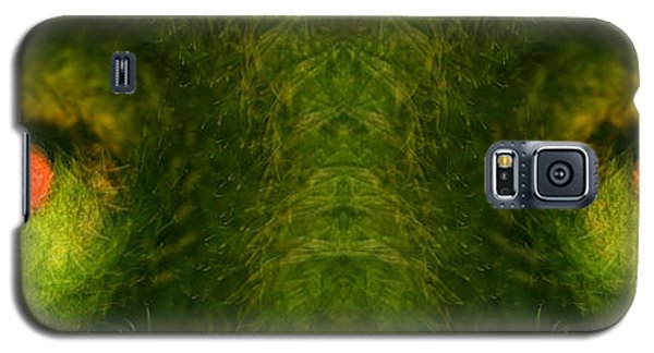 Eyes Of The Garden-2 Galaxy S5 Case