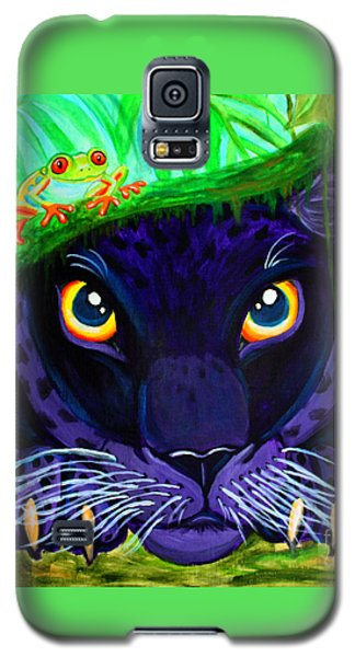 Eyes Of The Rainforest Galaxy S5 Case