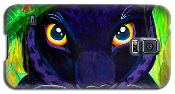 Eyes Of The Rainforest Galaxy S5 Case by Nick Gustafson
