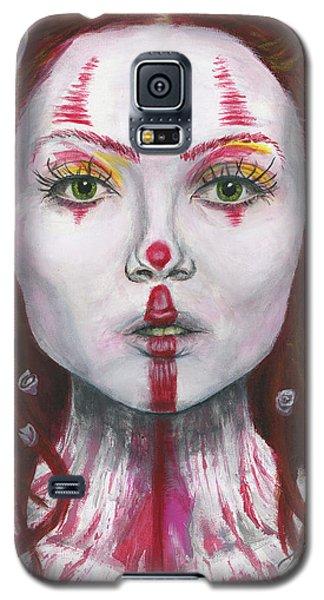 Eyes Open Galaxy S5 Case