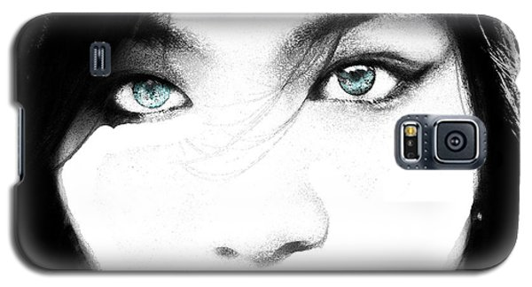 Eyes Galaxy S5 Case