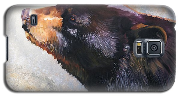 Eyes Turned Skyward Galaxy S5 Case