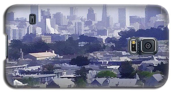 Looking East Toward San Francisco Galaxy S5 Case