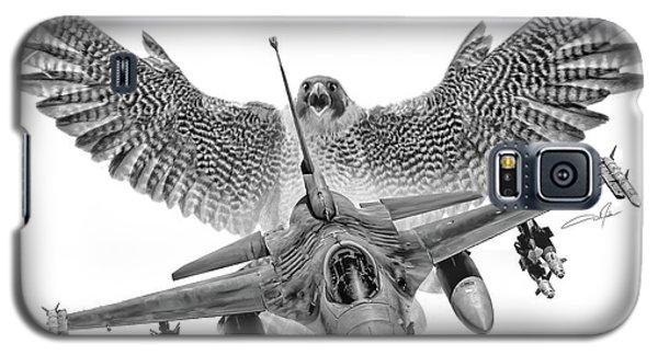 Viper Galaxy S5 Case - F-16 Fighting Falcon by Dale Jackson