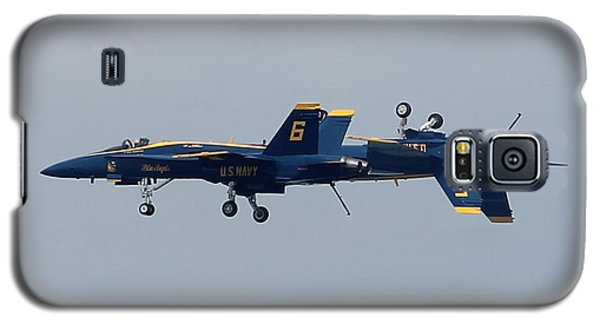 F/a 18 Hornet In Tandem Galaxy S5 Case