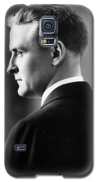 F. Scott Fitzgerald Circa 1925 Galaxy S5 Case